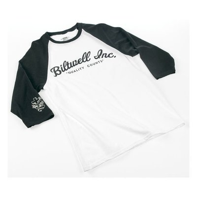 (I LOVE樂多) BILTWELL Raglan Shirt 七分袖打印 T桖