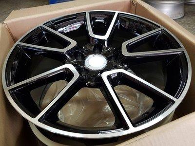 新款 類AMG W213 18吋鋁圈 E43 NIGHT PACKET 5X112 前後配鋁圈 BENZ