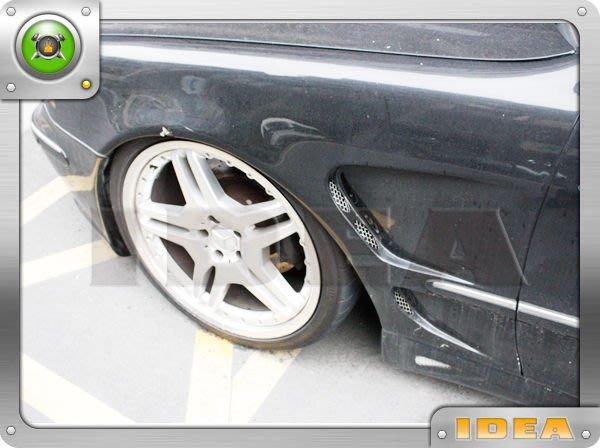 泰山美研社 9002 BENZ  2000-2006 Mercedes S-Class W220 葉子板 國外訂購