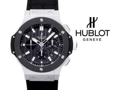 Hublot 宇舶錶 Big Bang 瑞士 精密陶瓷 碳纖維 計時 機械錶 手錶 301.SM.1770.GR