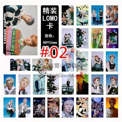 【首爾小情歌】韓國EXO SC What a Life  LOMO 30張卡片 小卡組#02