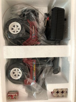 Bandai RC Car 1/24. 1985 日本製造