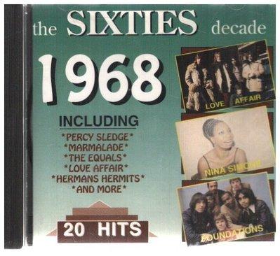 新尚3館/ THE SIXTIES DEXADE:1968  二手品-03222083