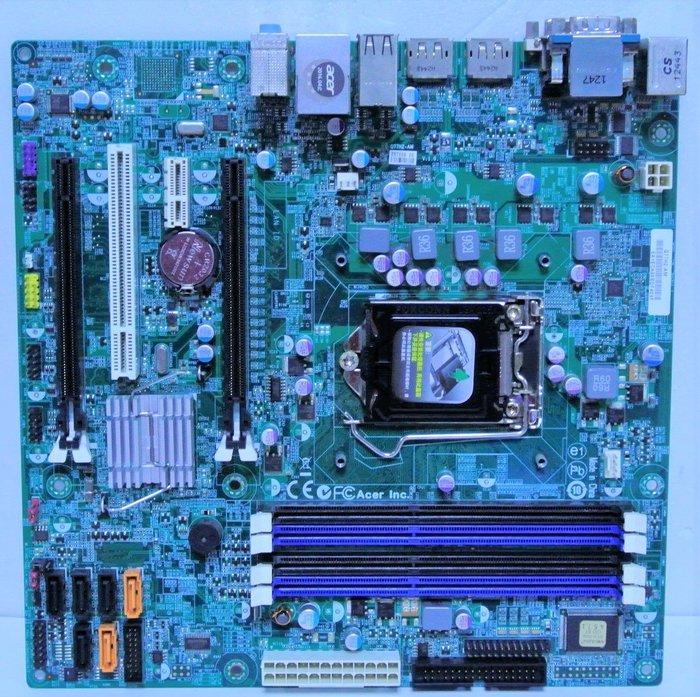 ~ 駿朋電腦 ~ ACER宏碁 Q77H2-AM / 1155主機板 / DDR3 / USB3.0 $800