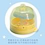 奶嘴收納盒 繽紛收納盒 新生兒安撫奶嘴 奶瓶奶嘴 透明收納盒 外出收納盒【EC0038】