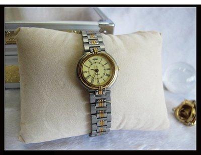 二手舖~ NO.16 高級時尚瑞士歐寶OPAL女用錶 老闆慶祝3周年原價3230元優惠價1支只賣800元 庫存全新品