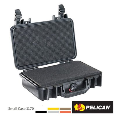 【EC數位】美國 派力肯 PELICAN Case 1170 軍用防水防震氣密箱 含吸震泡綿 防水 防震 防撞箱 保護箱