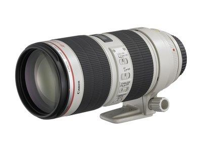 九晴天  租鏡頭 租相機 出租~Canon  EF 70-200mm F2.8L IS USM II