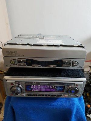 """典藏專區""""PanasonicDVD主機/CQ-D5501W+NECVOX DA-7169螢幕/台製主機"""