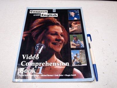 【考試院二手書】《Connect With English Video Comprehension 》│(B11Z42)