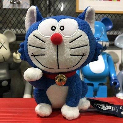 【Mickey Mouse】含運 香港 DING DONG宅配便 郵局限定版 哆啦A夢毛公仔 現貨
