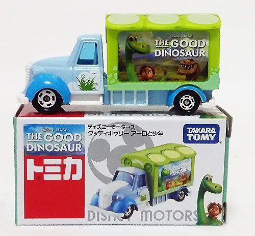 TOMICA 迪士尼 夢幻 恐龍當家車 Good Dinosaur 多美小汽車 DS840