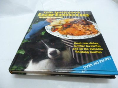 買滿500免運/崇倫《The backyard barbecue cookbook 》9780864114570