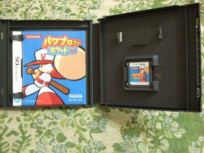 『懷舊電玩食堂』《純日版、有盒書、3DS可玩》【NDS】實體拍攝 實況野球攜帶版 12 實況棒球攜帶版12