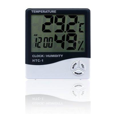 夢饗屋  溫度計 電子時鐘 濕度 麵包 烘焙 鬧鐘  DH~005