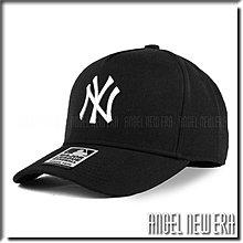 【ANGEL NEW ERA 】 MLB Old Fashioned Cap NY  紐約 洋基 黑白 卡車司機帽 五片