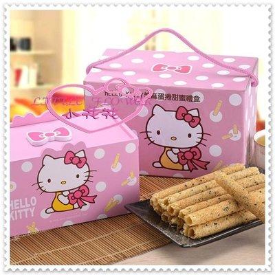 小花花日本精品♥ Hello  Kitty  粉紅空盒置物盒萬用置物造型蝴蝶結 面紙盒精美木製收納盒 90037900