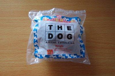 2003 麥當勞 The Dog Arlist Collection Beagle  全新