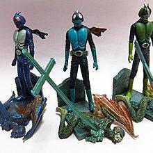 SIC 匠魂幪面假面超人 Kaman Rider 1號 三隻
