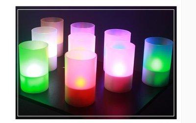 求愛錶白太陽能電子蠟燭浪漫蠟燭求婚燈告白道具婚慶慶祝   全館免運
