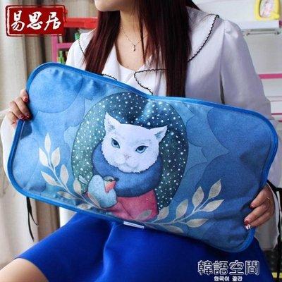 冰枕水枕水枕頭涼枕兒童小號冰墊夏季夏天午睡學生降溫卡通冰枕頭