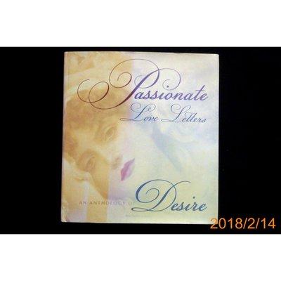 【9九 書坊】Passionate Love Letters - An Anthology of Desire
