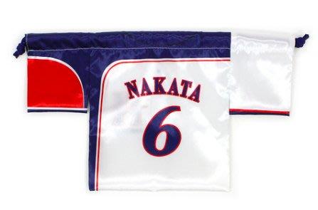 貳拾肆棒球--日本帶回日職棒日本火腿中田翔熱忱紀念收納小物袋