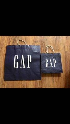 GAP(紙袋)