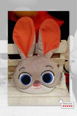 動物方城市絨毛零錢小物包 * 日本迪士尼樂園正版商品