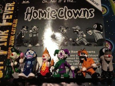 (I LOVE樂多)(市面少見)小丑人生鑰匙圈 6種款式供你選擇 (人生如戲戲如人生)