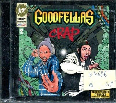 *真音樂* GOOOFELLAS / CRAP 日版 二手 K10686(下標賣1)