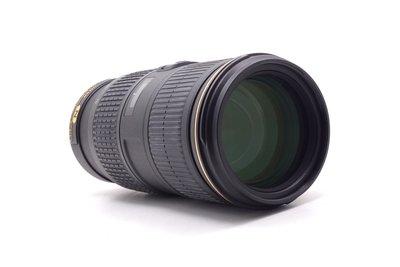 【台中青蘋果】Nikon AF-S 70-200mm f4G ED VR N 二手 望遠鏡頭 公司貨 #59328