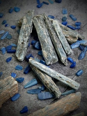藍晶石原礦 (3元/克)