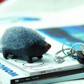 《流行雜貨》LUFT 創意小品 T. Porcupine 小豪豬鑰匙圈,免郵