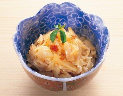 【素食年菜】辣味高麗菜 / 約200g~ 素食可~含豐富的膳食纖維 解凍即可食用