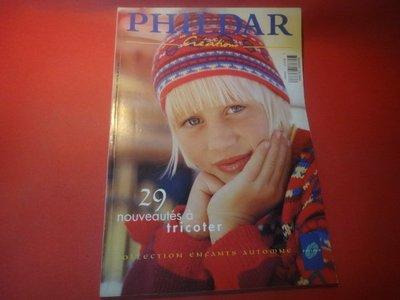 【愛悅二手書坊 23-18】PHILDAR NO.305    美國毛線編織衣物雜誌