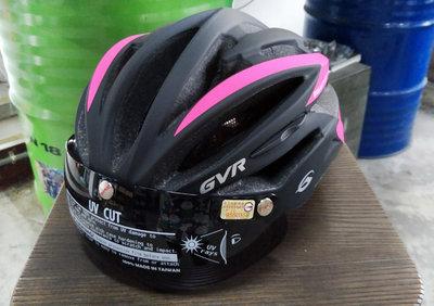 ~騎車趣~ GVR G307V 尊爵系列 全新一代磁吸式風鏡安全帽 消光黑粉