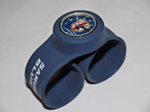 貳拾肆棒球-日本帶回日足球代表侍JAPAN應援運動手錶可當手環
