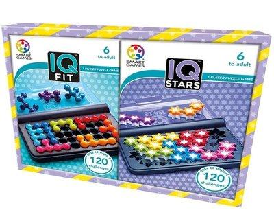 【陽光桌遊】IQ動腦 組 IQ 3D大挑戰  IQ 星星大挑戰 繁體中文版 桌上遊戲 益智