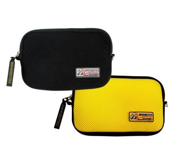 (I LOVE樂多) MOONEYES MULTI-CASE L-size 小物包 收納包 筆袋 化妝包 隨身包
