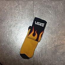 【Faithful】VANS Flames Crew Socks - Flame 單入 火焰