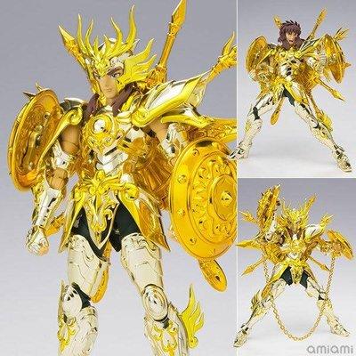 日版 BANDAI 聖鬥士星矢 黃金魂 聖衣神話 EX 神聖衣 天秤座 童虎  .