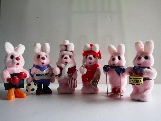麥物堂珍藏公仔娃娃~『懷舊系列『金頂兔絕版正品』』*六款一組*絕版逸品*