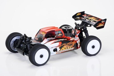 創億RC  明陽 MY801 1/8 GP ACCEL Buggy Readyset 引擎越野車 RTR 全套組