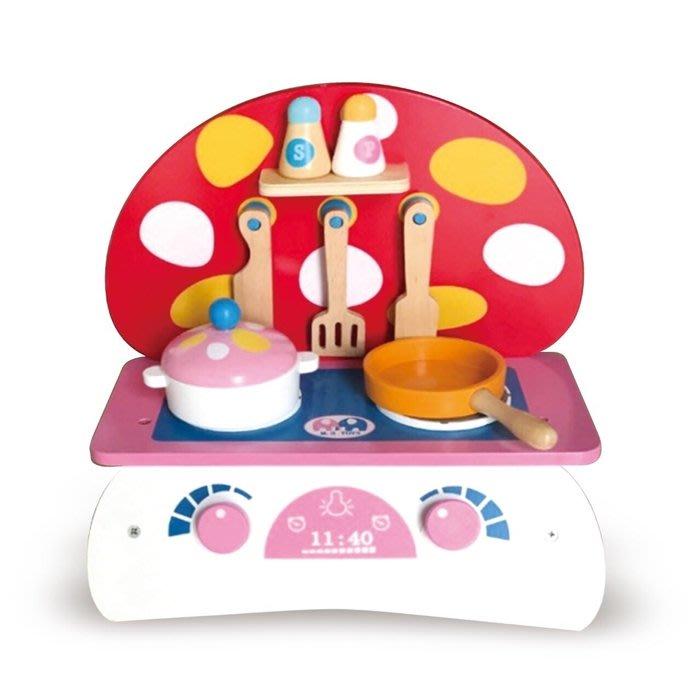 CHING-CHING親親-WOOD TOYS木製玩具組-紅菇坊(MSN17063)