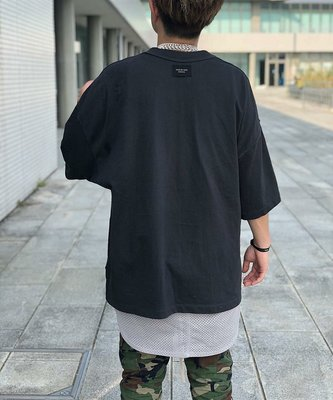 【P+C】FEAR OF GOD 5TH INSIDE OUT TEE 第五季 反穿 短袖T恤 男女 FOG