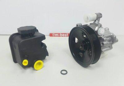 BENZ W203 M112 M113 2000-2007 方向機泵浦+油壺+墊圈 (套餐組) 0024668601