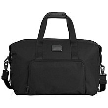 男人館 TUMI/途米 JK187 男女款彈道尼龍單肩商務手提包健身運動大容量旅行袋購物袋可擴展