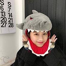【T3】可愛動物頭套 恐龍頭套 鯊魚頭套 動物頭套 禮物 交換禮物 搞笑玩具 玩具【HL59】