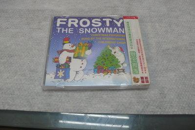 藍色小館32------------FROSTY THE SNOWMAN